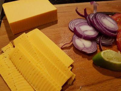 Zubereitung veganes Baguette Bild 2