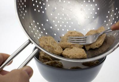 Sojafleisch Zubereitung Schritt 3