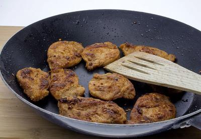 Sojafleisch Zubereitung Schritt 4
