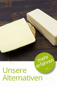 vegane und vegetarische Alternativen