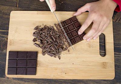 Zubereitung vegane schoko Brownies Schritt 2