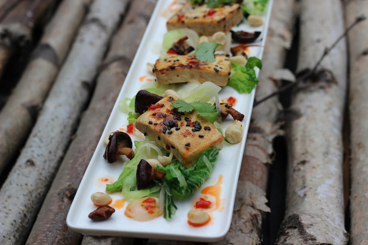 Informationen über Tofu Natur, die vielfältige Fleischalternative