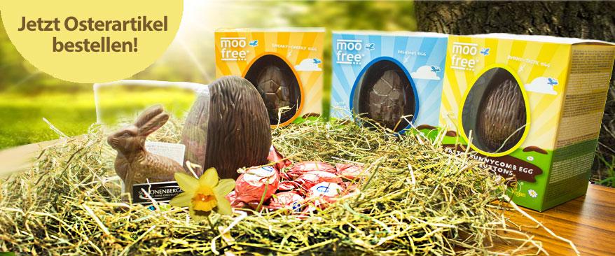 vegane laktosefreie Ostern mit veganen Ostereiern