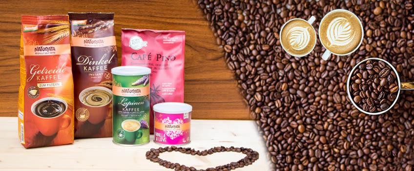 Kaffeeersatz aus Getreide aller Art vorgestellt: Lupinenkaffee, DInkelkaffee und mehr auf vekoop.de