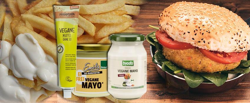 Mayonnaise ohne Ei - vegane Mayo vorgestellt
