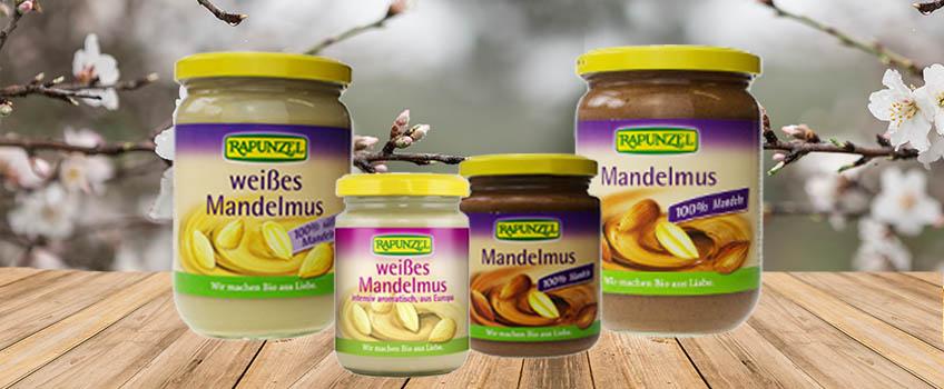 Rapunzel Mandelmus online bestellen im veganen Onlineshop