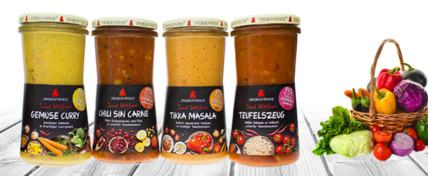 Zwergenwiese Soul Kitchen Fertiggerichte neu bei vekoop online kaufen und bestellen
