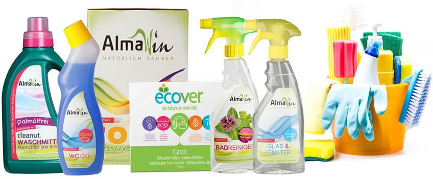 veganes Waschmittel und vegane Reinigungsmittel bei vekoop bestellen