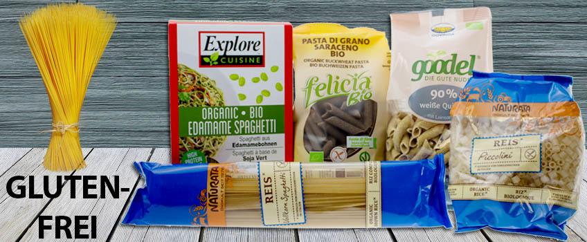 Glutenfreie Nudeln. Pasta ohne Gluten auf vekoop einfach online bestellen!