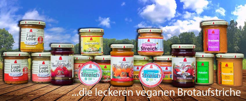 Zwergenwiese Brotaufstriche LupiLove, Fruchtgarten, streichs drauf und mehr bestellen