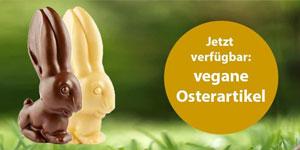 Ostereier und Osterhasen - aus Schokolade natürlich!