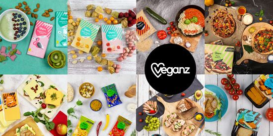 Veganz - jetzt neu & bei uns!