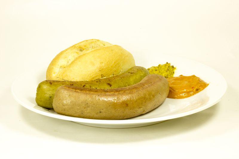 vegusto Bratwurst vegane Bratwurst im Test