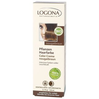 Logona Color Creme nougat - 150ml