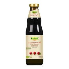 EDEN Cranberrysaft Muttersaft - Bio - 750ml