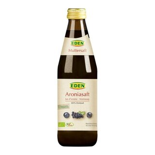 EDEN Aroniasaft Muttersaft - Bio - 330ml
