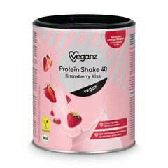 Veganz Protein Shake 40 Strawberry Kiss - Bio - 300g