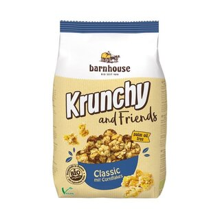 Barnhouse Krunchy and Friends Classic - Bio - 500g